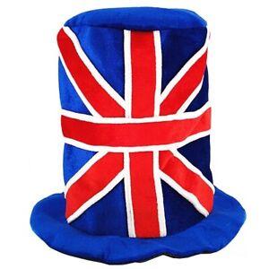 Union Jack Top Hat
