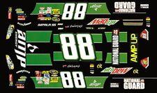 #88 Dale Earnhardt jr. AMP Talledega 2009 1/64th HO Scale Slot Car Decals