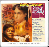 NEW Great Story Volume 12 Your Story Hour Audio CD Drama Christian Bible Album