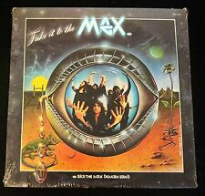 SEALED OLD STOCK AKA The Max Demian Band RCA 3273 Take It To The Max