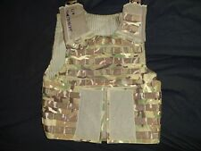 British Army OSPREY MK4 MTP Body Armour Cover Vest 190/108 Grade 2 WITH WRITING