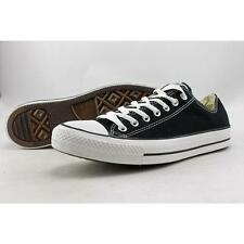 Converse Chucks All Star Ox M9166 Shoes Black Chuck Taylor Low Trainers UK 11
