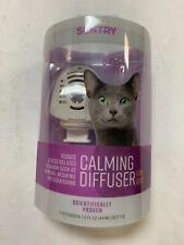 Sentry Calming Diffuser For Cats, 1 Diffuser, One 1.5 Oz Liquid, 1 Refill, New