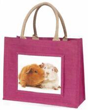 Bolsos de mujer grande color principal rosa de yute