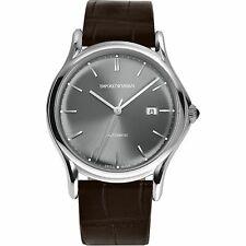 Armani ARS3000 Men's Swiss Made Gray Automatic Watch
