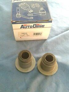 AutoDrive Control Arm Bushings K8202 Upper Ford Lincoln Mercury appl 1972-74 USA