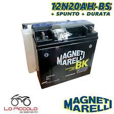 BATTERIA MAGNETI MARELLI 12N20AH-BS MOTO MORINI Sport 2C 350 1977 1978 1979 1980