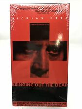 Bringing Out The Dead (Demo Screener) VHS Nicolas Cage Sealed