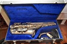 Dixon Altsaxophon alto old vintage Saxophone Saxophon Sax alt