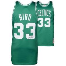a02e5f493f4 Larry Bird Boston Celtics Signed Autographed Authentic Mitchell   Ness  Jersey