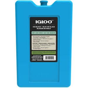 IGLOO MaxCold Large Ice Freeze Block - Blue