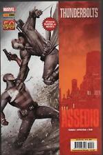 ASSEDIO THUNDERBOLTS MARVEL MIX 89 DEADPOOL PANINI COMICS 2011