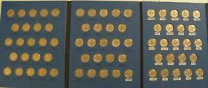 1965~1999 PD Roosevelt Dime Run 69+ Coin Run Harris Set US Mint Lot Nice Folder