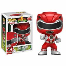 Funko POP Television - Vinyl Figure - Power Rangers - Red Ranger