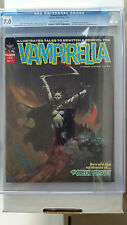 Vampirella #11 CGC 7.0 F/VF   Frazetta Cover