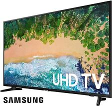 "Samsung NU6900 Series 43"" HDR UHD Smart LED TV"