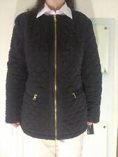 beautiful demi-season women's jacket, size L, black