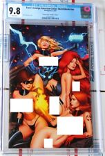 Faro's Lounge American Safari Sketchbook #nn CGC 9.8 Fantastical Naughty Edition