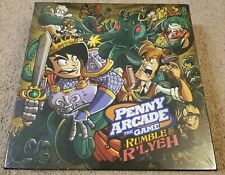 Penny Arcade The Game: Rumble in R'lyeh Board Game Brand NEW & Sealed Cryptozoic