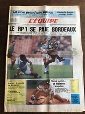 Journal l'Equipe - 3 Mai 1990 - 45 eme année - n 13682