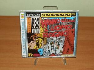 883 - HANNO UCCISO L' UOMO RAGNO CD MUSICA USATO SICURO