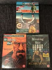 Breaking Bad Season 1-3 Box Set Plus Separate Seasons 4 And 5