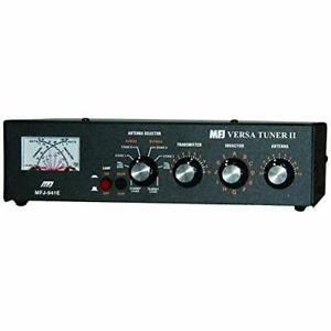MFJ-941E, Manual Antenna Tuner, HF, 300 Watts, w/Mini Cross Meter, 4:1 Balun