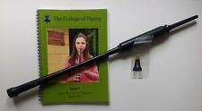 Learn to Play Bagpipes Starter Kit Naill Practice Chanter, Reeds, Tutor Book
