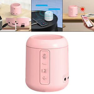 Compact Bluetooth Wireless Speakers USB-C Charging Gift for Home Use Party