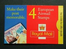 GB QEII MNH STAMP BARCODE BOOKLET GGA2 1998 SG Y1694