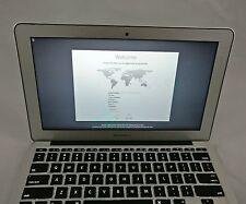 "Macbook Air A1465 MD711LL/A 11"" Mid 2013 core i5, 1.3 GHz, 4GB, 128GB SSD"