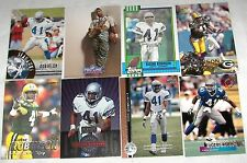 EUGENE ROBINSON Seahawks / Packers 8 card assorted lot  -1489