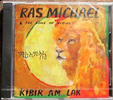 Ras Michael & The Sons Of Negus – Kibir-Am-Lak 1994 Crocodisc 712  SEALED