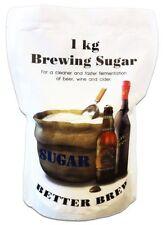 1 kg Brewing Sugar for Beer, wine, cider making - Home Brew - Dextrose