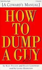 AUDIO BOOK Cassette Humor Dating HOW TO DUMP A GUY