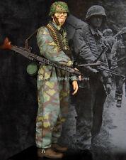 "Alpine 16033 MG Mitrailleur SS Panzer Division ""HJ"" WW2 modèle 1/16th non peinte Kit"