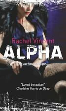 Alpha (Shifters 6),Rachel Vincent