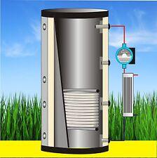 Warmwasserspeicher Pufferspeicher Solar Brauchwasserspeicher Frischwasserstation