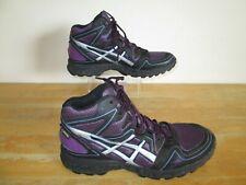 ASICS Gel-Fujifreeze Gore-Tex Purple Trail Running Shoes Trainers UK Size 7.5