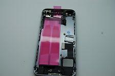 Nuevo Iphone 5s Negro Completo Cubierta Trasera Completa, Shell, la vivienda todos elementos interiores