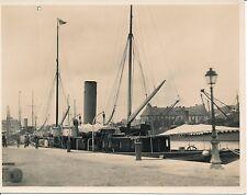 BATEAUX DU MONDE  c. 1930 - Bateau à Vapeur  Europe  - PP 243