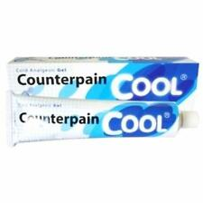 30 GRAMS OF COUNTERPAIN ANALGESIC HOT + COOL BALM RELIEVES MUSCULAR ACHES & PAIN