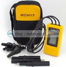 Fluke 9040 Digital Phase Rotation Indicator Tester Meters ,free soft case F9040