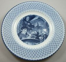 TWO Johnson Brothers / Bros Harry Potter Salad Plates