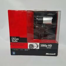 Microsoft LifeCam Studio Camera Webcam 1080p HD Widescreen Model 1425 New Sealed