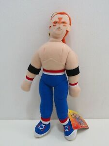 "Virtua Fighter SEGA 1995 Plush 11"" Stuffed TAG Toy Doll Japan"
