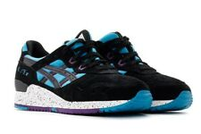 New Men's Asics Gel-Lyte III - Size 10.5 - Peacock Blue/Black - H642L 4390