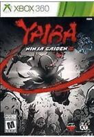 Yaiba: Ninja Gaiden Z Xbox 360 Game Disc Only 19e