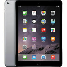 Apple iPad Air 2 64GB, Wi-Fi + Cellular (Unlocked), 9.7in - Space Gray | Deal!