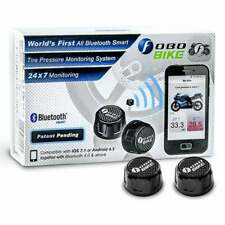 TYRE PRESSURE MONITORING SYSTEM FOR MOTORCYCLES (TPMS) FOBO